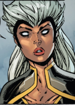 Ororo Munroe (Earth-616) from Major X Vol 1 6 001