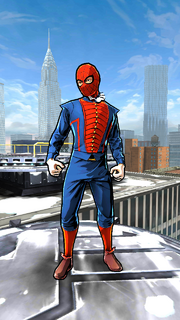 Peter Parquagh (Earth-TRN540) from Spider-Man Unlimited (video game)