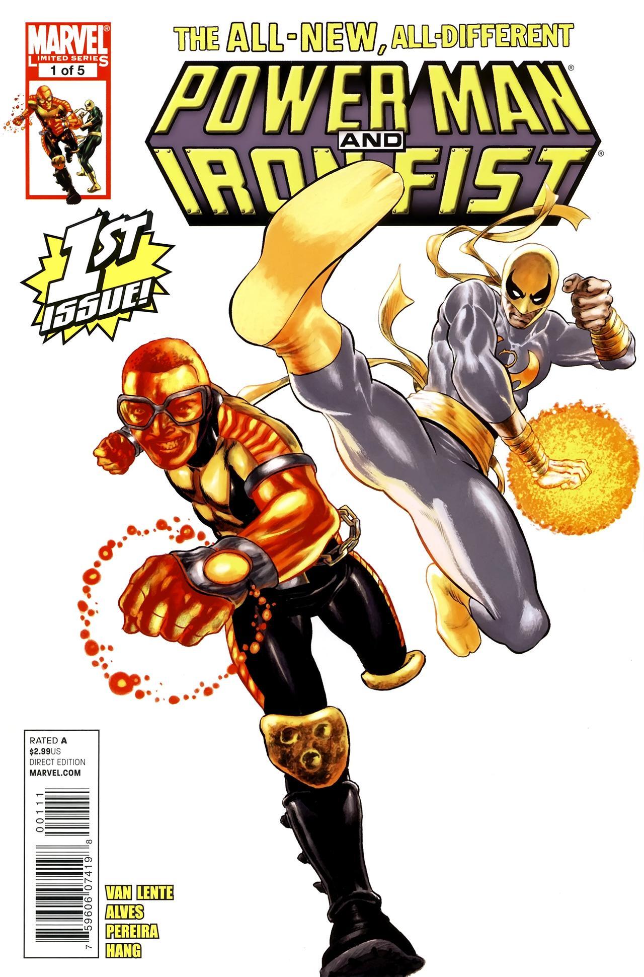 Iron Fist Serien Stream