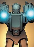 Riri Williams (Earth-616) from Invincible Iron Man Vol 4 1 005