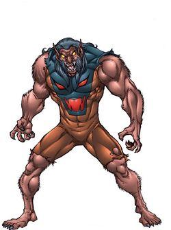 Robert Baxter (Earth-616) from Defenders Strange Heroes Vol 1 1 001