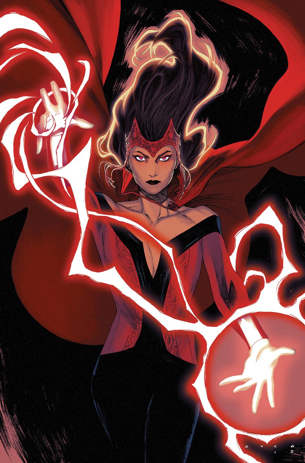 Wanda Maximoff (Earth-616) | Marvel Database | Fandom