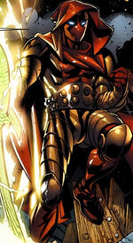 Scorpio (Brotherhood of the Ankh) (Earth-616) from New Warriors Vol 4 4 0001