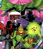 Sinister Society (Earth-9602) from Magnetic Men Featuring Magneto Vol 1 1 001