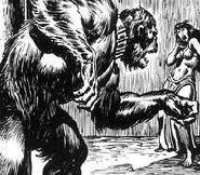 Snow Apes from Savage Sword of Conan Vol 1 99 0001