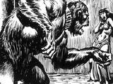 Snow Apes
