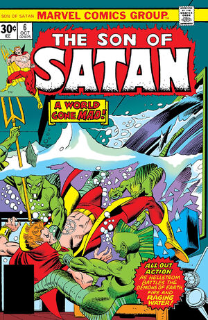 Son of Satan Vol 1 6