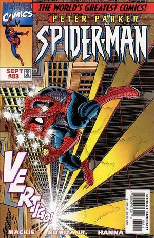 Spider-Man Vol 1 83