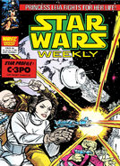 Star Wars Weekly (UK) Vol 1 105
