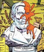 Terry Kavanagh (Earth-616) from Speedball Vol 1 2
