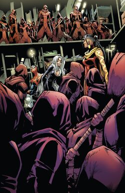 Thieves Guild (Earth-616) from Amazing Spider-Man Vol 5 9 001