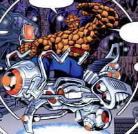 Time Bike from JLAAvengers Vol 1 2 0001