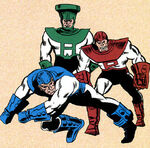 Triumvirate of Terror (Earth-616) from Marvel Legacy The 1960's Handbook Vol 1 1 0001