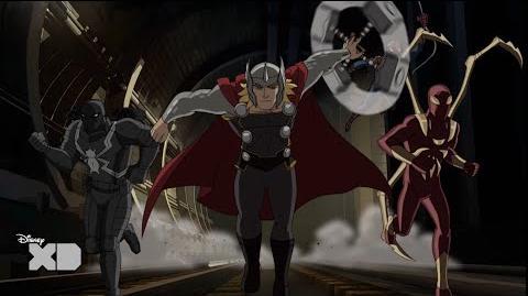 Ultimate Spider-Man - Heroes vs