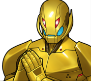 Ultron (Earth-TRN562) from Marvel Avengers Academy 007