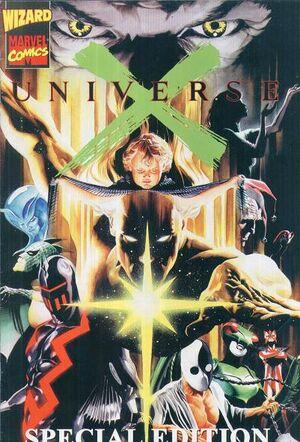 Universe X Special Edition Vol 1 1