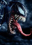 Venom (film) poster 003 Textless