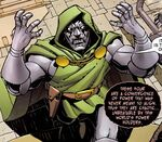Victor von Doom (Earth-808122) from Hero Initiative Mike Wieringo Vol 1 1 0001