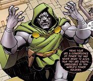 Victor von Doom (Earth-808122) from Hero Initiative Mike Wieringo Vol 1 1 0001