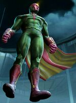 Vision (AU) (Earth-TRN517) from Marvel Contest of Champions 001