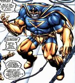 Warrior (Thanosi) (Earth-616) from Infinity Abyss Vol 1 1 0001