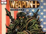 Weapon Plus: World War IV Vol 1 1