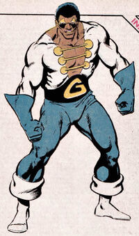 William Foster (Earth-616) from Official Handbook of the Marvel Universe Vol 1 13 001