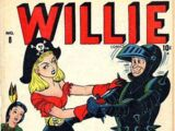 Willie Comics Vol 1 8