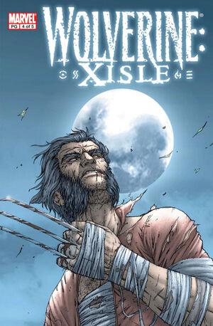 Wolverine Xisle Vol 1 4