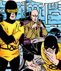 X-Men (Earth-98121) from Spider-Man Chapter One Vol 1 1 0001