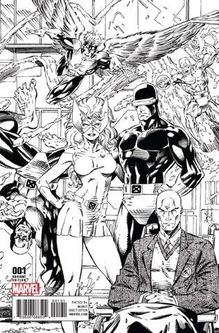 File:X-Men Blue Vol 1 1 Remastered Variant (Back).jpg