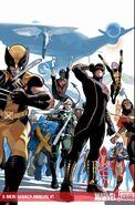X-Men Legacy Annual Vol 1 1 Textless