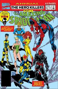 Amazing Spider-Man Annual Vol 1 26
