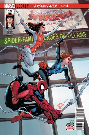 Amazing Spider-Man Renew Your Vows Vol 2 13