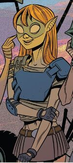 Annie (Inhuman) (Earth-616) from Secret Empire Brave New World Vol 1 4 001