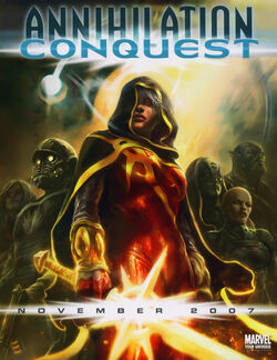 Annihilation Conquest poster 001