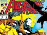 Avengers West Coast Vol 2 95