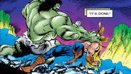 Bruce Banner (Earth-616) and Thor Odinson (Earth-616) from Incredible Hulk Vol 1 440 0001