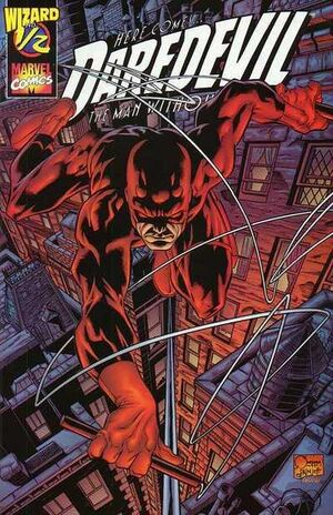 Daredevil Vol 2 ½