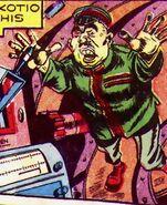 Doctor Yokotio (Earth-616) from Captain America Comics Vol 1 43 0001