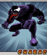 Edward Brock Jr. (Earth-TRN005) and Venom (Symbiote) (Earth-TRN005) from Ultimate Spider-Man (video game) 001