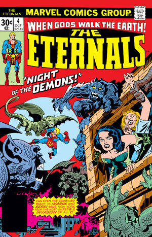 Eternals Vol 1 4