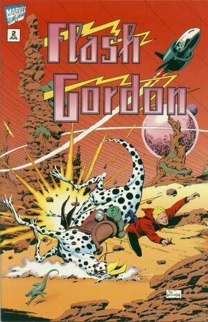 Flash Gordon Vol 1 2