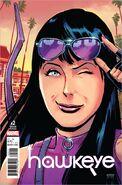 Hawkeye Vol 5 2 Romero Variant