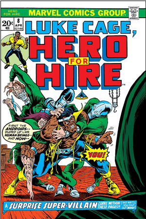 Hero for Hire Vol 1 8