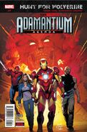 Hunt for Wolverine Adamantium Agenda Vol 1 1