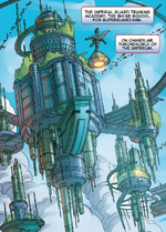 Imperial Guard Training Academy (Earth-616) from Wolverine and the X-Men Annual Vol 1 1 0002