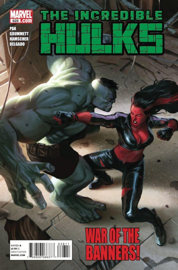 Incredible Hulks Vol 1 628