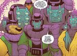 Kang Collective (Multiverse) from Spider-Ham Vol 1 5