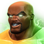 Luke Cage (Electro) (Earth-TRN517) from Marvel Contest of Champions 001